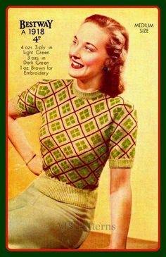 Hey, I found this really awesome Etsy listing at https://www.etsy.com/listing/109535056/pdf-knitting-pattern-for-a-ladies-fair