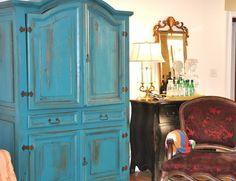 our armoir