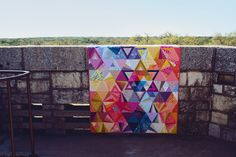 Tessellation Pattern Quilt Along with Sew Sweetness : Alison Glass Design :: Blog