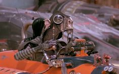 Sebulba from Star Wars is a memorable character even though he only has a bit part Star Wars Characters, Star Wars Episodes, Cowboys & Aliens, The Phantom Menace, Original Trilogy, Sci Fi Fantasy, How To Memorize Things, Character Design, Stars