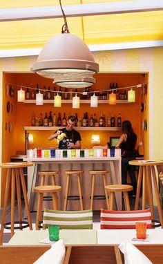 Mama Shelter Marseille | Chambres & restaurants design par Starck « Mama Shelter