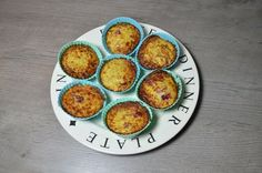 Deze heerlijke gezonde muffins hebben maar 3 ingrediënten en maak je eenvoudig in de Airfryer! - Zelfmaak ideetjes Sweet Cakes, Air Fryer Recipes, Decorative Plates, Eggs, Breakfast, Desserts, Food, Cupcake, Wraps