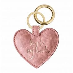 Keyring 'key to my heart'