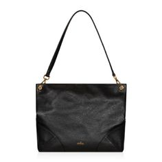 HOGAN Hobo Bag. #hogan #bags #shoulder bags #hand bags #suede #hobo #lining #