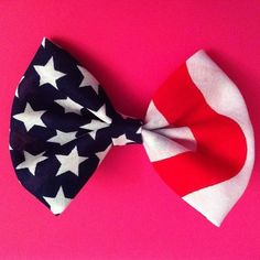 I really want to give my boyfriend an American flag bowtie.......oh yeah....I'm single...