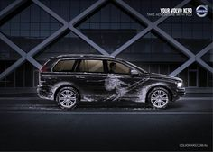 Volvo XC 90 Take Adventure with You Campaign