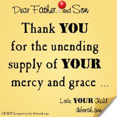 Sticky Note to God 09.24.17 | CHRISTian  poetry ~ by deborah ann