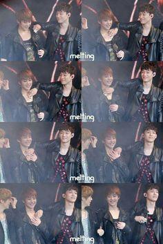JongDae & MinSeok