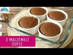 2 Malzemeli Dünyanın en kolay SOUFFLÉ (Sufle)Tarifi|Pasta Tarifleri|Masmavi3Mutfakta▪ - YouTube