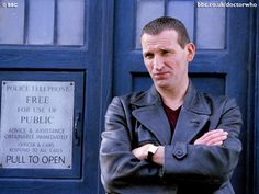 """Doctor Who: The Ninth Doctor: Wallpapers"""