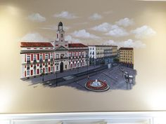 Habitaciones III Hotel Mayorazgo | Garabato Mural