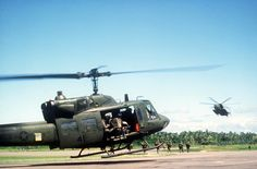 Marine UH-1N
