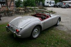 MG A 1600 De Luxe