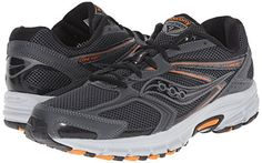 Saucony Men's Cohesion TR9 Trail Running Shoe  You're all set to take on the trail with the rugged and comfy Cohesion TR, providing traction and stability for all your off-road journey's.
