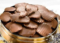Chocolate Covered Potato Chips you know you want some