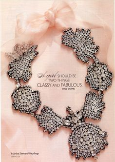 Crystal Imperial Necklace by Vera Wang