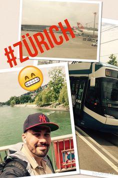 Hallo #Zürich  schön hier