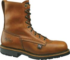 "Thorogood 8"" American Heritage - Safety Toe"