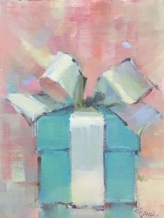 Reinert Fine Art Gallery in Charleston SC representing some of the finest artists from across North America. Xmas Drawing, Bleu Pale, Canvas Art Projects, Christmas Arts And Crafts, Tiffany Art, Realistic Paintings, Christmas Paintings, Painting Still Life, Painted Boxes