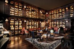 Business Travel Awards 2016: Best Bars for VC Meetings