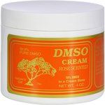 $23.3 - dmso-cream-rose-scented-4-oz - Dimethyl Sulfoxide (DMSO) is a chemical compound which is a by-product of wood processing.