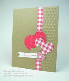 #terryduncan, #dostamping, #dawnolchefske, #stampinup, #valentinesdaycards, #handmadecards, #papercrafting,