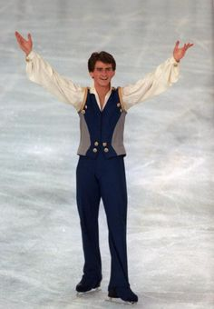 Todd Eldredge ~ 1996 World Champion, Three-Time Olympian, Six-Time US Men's Figure Skating Champion; He is one of the most decorated skating champions in US figure skating history.