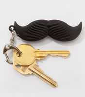 Jaw dropped when i saw this since i already have it! But it's an awesome talking mustache key ring! $6.50