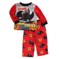293 best pajamas images on pinterest toy boxes pyjamas and dragons defenders of berk toddler red pajamas dreamworks how to train your dragon ccuart Image collections