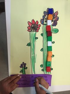 Math & Literacy: 'The Tiny Seed' measurement activity. Measure, count, write to document your data Tiny Seed Activities, Measurement Activities, Spring Activities, Math Literacy, Kindergarten Activities, Preschool Garden, The Tiny Seed, Plant Science, Thematic Units