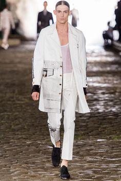 Alexander McQueen S/S 2014