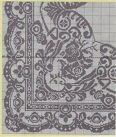 Kira scheme crochet: Scheme crochet no. 3150