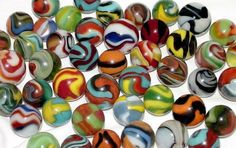 Antique Toy Marbles