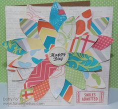 Dotty For You - CTMH Exclusive paper collection