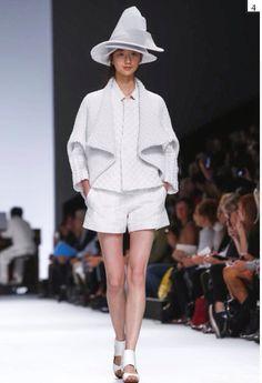 Miyake -S/S 2015 Fabric manipulation