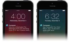 #Foursquare | Το νέο update φέρνει ολοκαίνουριο design σε iOS 7 - #SocialMedia