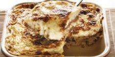 Κλασσικό παστίτσιο, αγαπημένο πιάτο μικρών και μεγάλων.