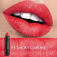 Focallure Mattix Waterproof Lipstick