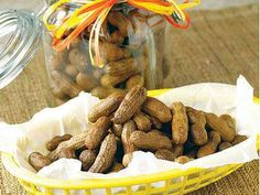 Sina's Georgia-Style Boiled Peanuts - Southern boiled peanuts are easily made in your slow cooker.