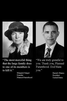 So why would Obama ask God to bless Planned Parenthood?!