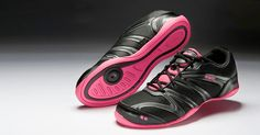 The Rythmic +: Low-impact training shoe ideal for dance inspired classes #RykaShoes