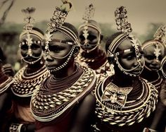 """traditional_queens"" - african fascination #tradition #photography #africa"