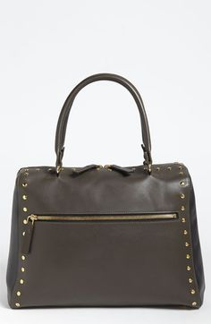 Marni Studded Leather Satchel available at #Nordstrom