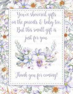 Baby Animals Match Baby Shower Game - Spring Baby Shower Theme for Baby Girl - Pink Floral – Celebrate Life Crafts Baby Girl Shower, Baby Shower Gift List, Easy Baby Shower Games, Floral Baby Shower, Bridal Shower Decorations, Bridal Shower Gifts, Bridal Showers, Gift Table Signs, Garden Baby Showers