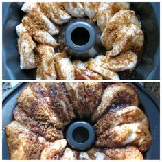 Biscuit Cinnamon Roll Ring sounds delicious!!!! and SOOO EASY!