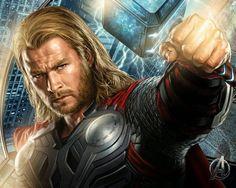 Thor vs Hercules...who wins
