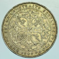 Antiques International - a diverse website for religious antiques, rare coins, hindu art & buddha statues of South East Asia and medical rare books. Old Coins, Rare Coins, Straits Settlements, All Currency, Hindu Art, Coin Collecting, Antique Shops, Buddha, Antiques