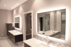 #BuildDifferent is knowing you won't be rushed in the bathroom first thing in the morning.  #YQR #ModernHome #CustomBuild #CustomHomes #quality #modern #original #home #design #imagine #creative #style #realestate #trueoriginal #dreamhome #architecture #dreamhomes #interior #YQRbuilds #construction #house #builder #homebuilder #showhome #beautiful #preparation #dream #DamnGoodHouses