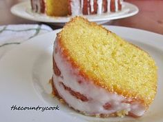 Old-Fashioned Soul Food Recipes | 7up cake from the country cook