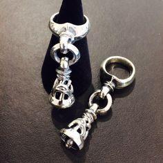 MFR-0010 MF Ring: Dove Bell - Medium ¥97,200-(tax in)